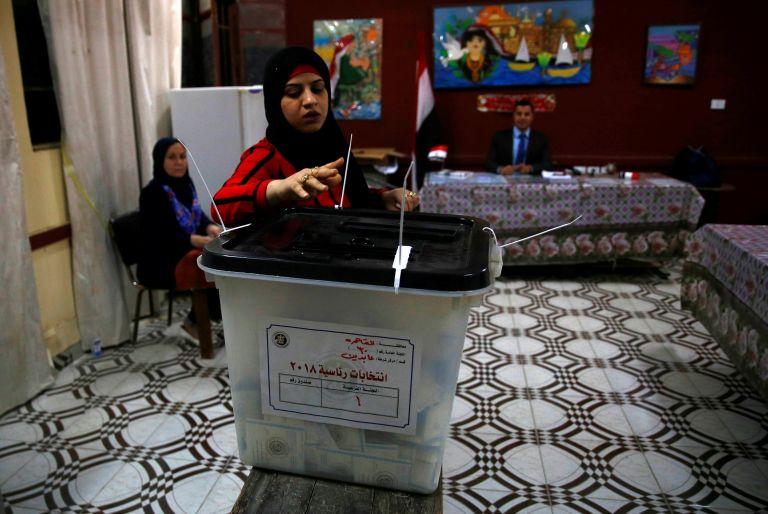 Τρίτη μέρα εκλογών στην Αίγυπτο   tanea.gr