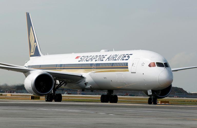 Το πρώτο Boeing 787-10, πήγε στην Singapore Airlines   tanea.gr