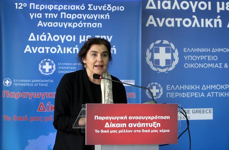 Κονιόρδου: Ατυχής η γνωμοδότηση του ΚΑΣ για τα γυρίσματα του BBC στο Σούνιο | tanea.gr