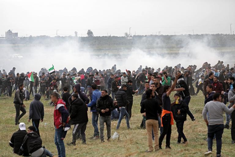 Γάζα: Μακελειό με 15 νεκρούς από ισραηλινά πυρά | tanea.gr