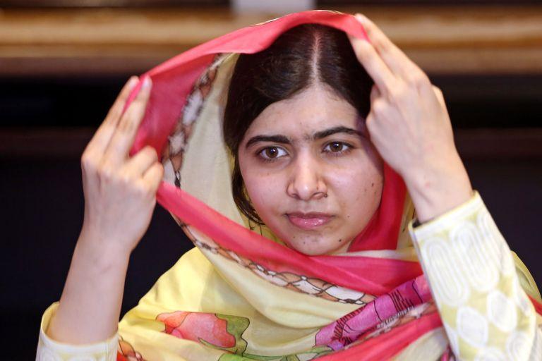 Η Μαλάλα στη γενέτειρά της μετά από πέντε χρόνια | tanea.gr