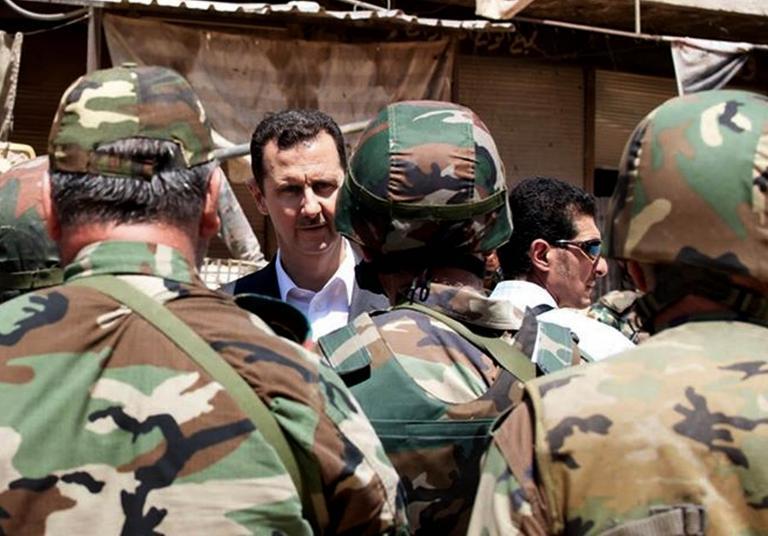 Προειδοποιήσεις Ασαντ προς τη Δύση για ενδεχόμενη στρατιωτική επίθεση | tanea.gr