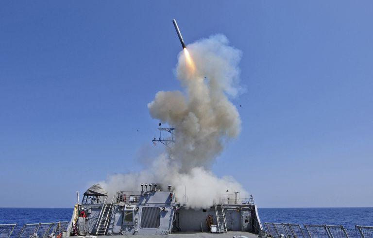 Θα καταστρέψουν με τους πυραύλους τις αποδείξεις για τα χημικά | tanea.gr