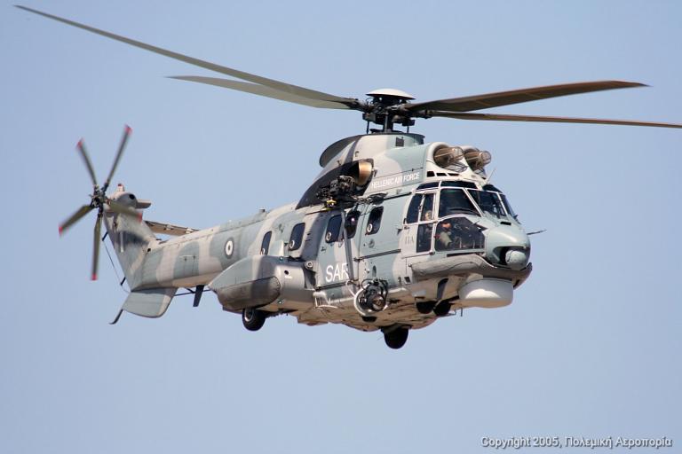 Εκατοντάδες αποστολές διάσωσης το α' τρίμηνο από την Πολεμική Αερεοπορία | tanea.gr