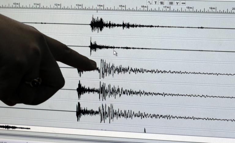 Σεισμός 4,9 Ρίχτερ ανοικτά της Αστυπάλαιας   tanea.gr