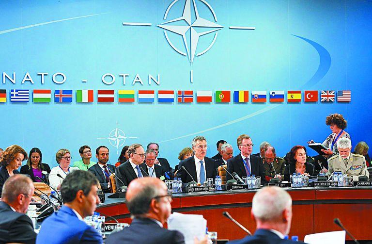 «Πόντιος Πιλάτος» το ΝΑΤΟ: Βρείτε τα μόνοι σας με την Τουρκία | tanea.gr