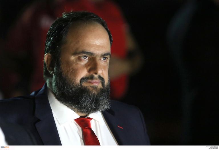 Δεν επικύρωσε το δικαστήριο την απαγόρευση εξόδου για τον Β. Μαρινάκη | tanea.gr