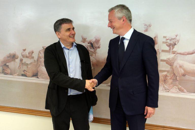 Λεμέρ: Βέβαιος για μια συμφωνία για την Ελλάδα τον Ιούνιο | tanea.gr