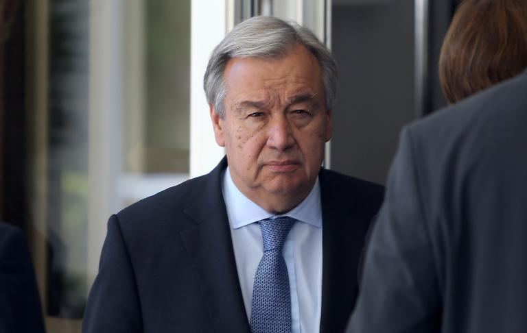 Ο ΟΗΕ καλεί σε αυτοσυγκράτηση για τη Συρία   tanea.gr