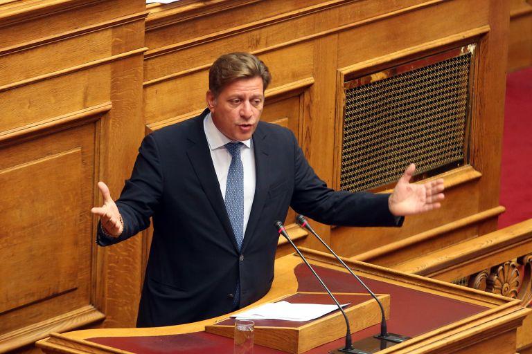 Βαρβιτσιώτης: Η Ελλάδα θυμίζει ανοχύρωτη χώρα με ευθύνη της κυβέρνησης | tanea.gr