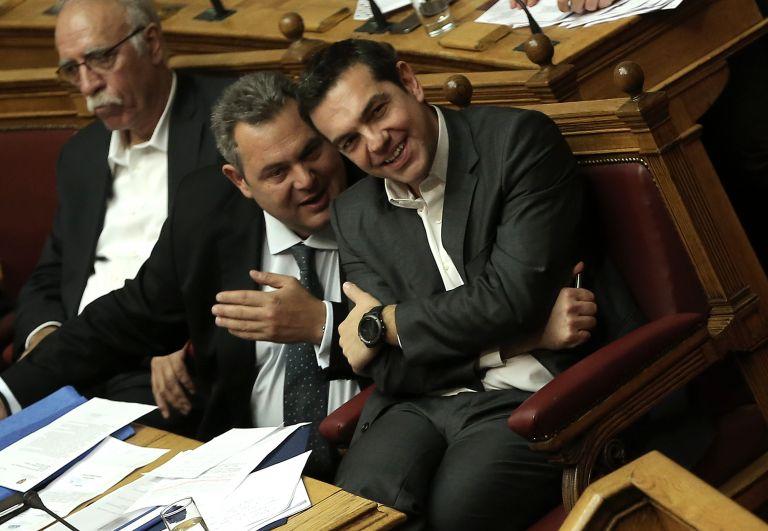 Οι κρυφές δημοσκοπήσεις που «καίνε» Καμμένο και κυβέρνηση   tanea.gr
