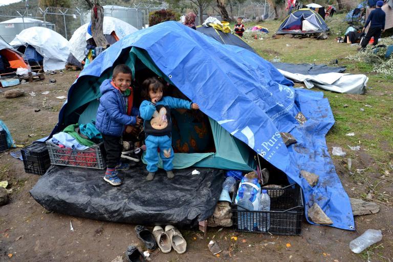 Αυξημένες παραμένουν οι προσφυγικές ροές στα νησιά του Αιγαίου | tanea.gr