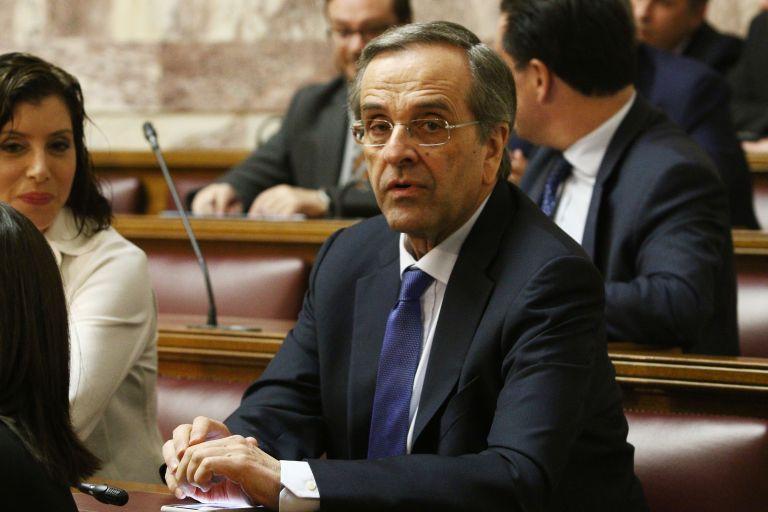 Σαμάρας: «Ο Τσίπρας πλέον βγάζει φόβο» | tanea.gr