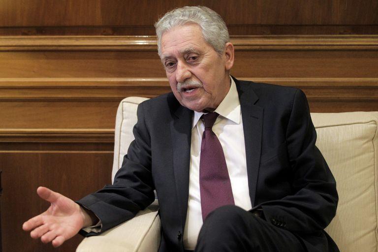 Κουβέλης: Παραβίαση των ανθρωπίνων δικαιωμάτων η κράτηση των στρατιωτικών | tanea.gr