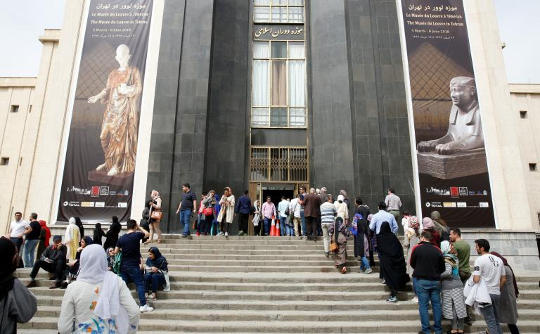 Συμφωνία για μουσείο τρεις φορές μεγαλύτερο από το Λούβρο | tanea.gr