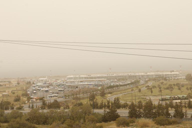 Επανέρχεται η αφρικανική σκόνη | tanea.gr