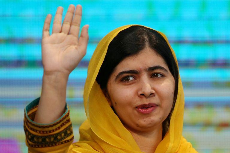 Ολοκλήρωσε τη συγκινητική της επίσκεψη στο Πακιστάν η Μαλάλα   tanea.gr