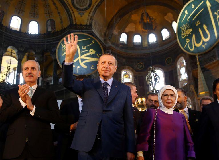 Beyond disputing, Ankara declares Imia islets are Turkish | tanea.gr