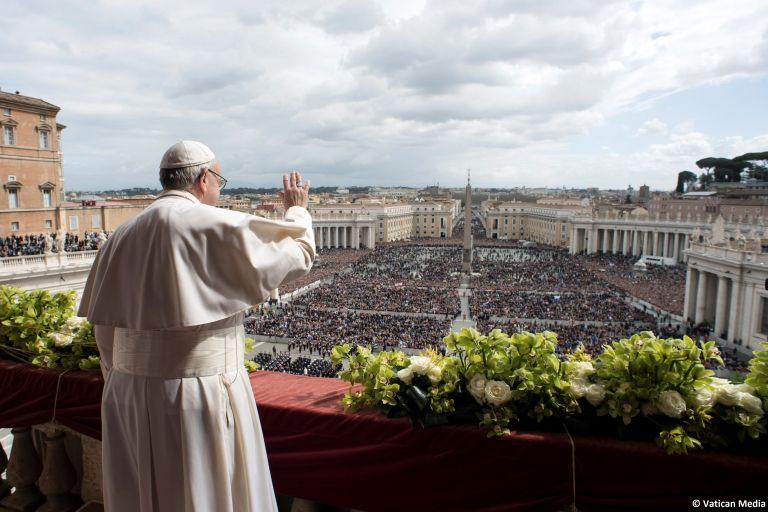 Να σταματήσει ο αφανισμός στη Συρία ζήτησε ο Πάπας   tanea.gr