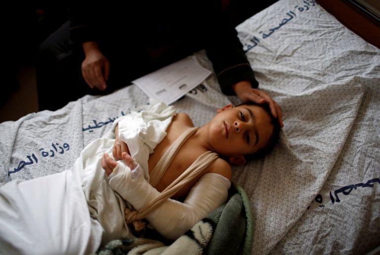 Αγανάκτηση του ΣΥΡΙΖΑ για το μακελειό στη Γάζα | tanea.gr