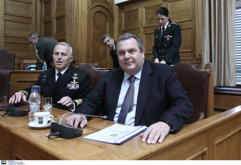 Σάλος από τις δηλώσεις Καμμένου για τους 2 Ελληνες στρατιωτικούς | tanea.gr
