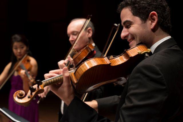 Οι καλύτεροι μουσικοί δωματίου σε μια «ελληνική» συναυλία | tanea.gr