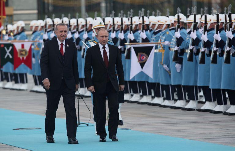 4.000 αστυνομικοί για τη συνάντηση Πούτιν, Ερντογάν, Ροχανί στην Αγκυρα   tanea.gr