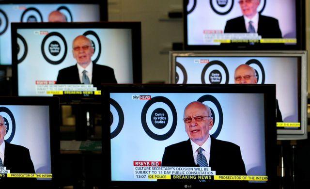 Μάχη σε Βρετανία και ΗΠΑ για τα μέσα ενημέρωσης | tanea.gr
