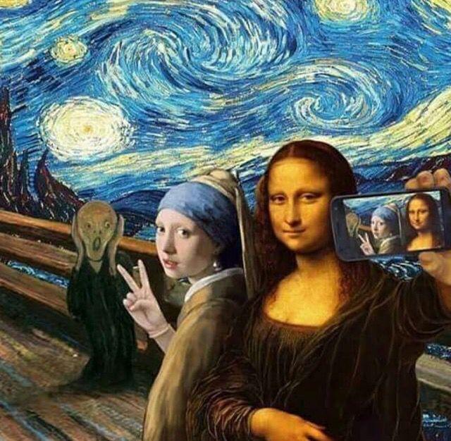 Museum of Selfies: Οι σέλφις αποκτούν το δικό τους μουσείο   tanea.gr