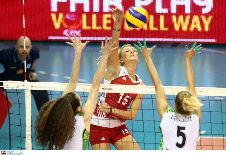 Τσάλεντζ Καπ: Ο τίτλος για τα κορίτσια του Ολυμπιακού θα κριθεί στην Τουρκία | tanea.gr