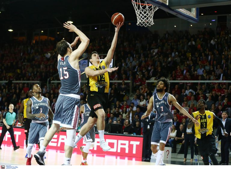 Μπάσκετ: Η ΑΕΚ προκρίθηκε στο φάιναλ-φορ του Τσάμπιονς Λιγκ | tanea.gr