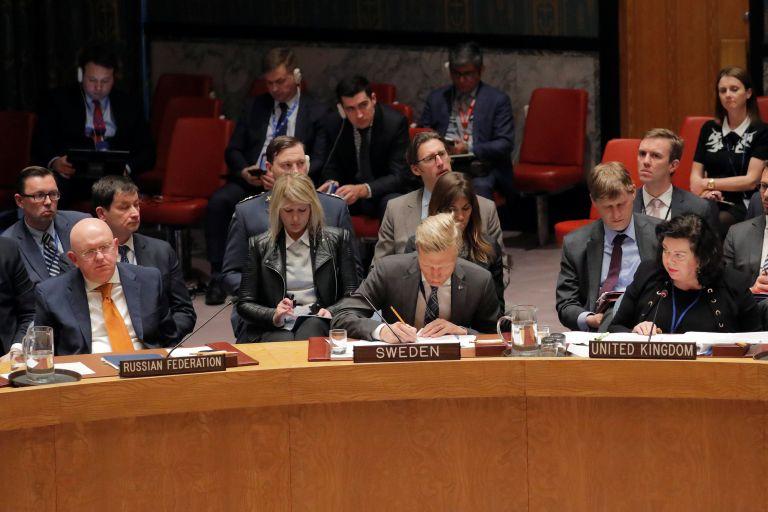 Ο ύπατος αρμοστής του ΟΗΕ βάλει κατά του Συμβουλίου Ασφαλείας | tanea.gr
