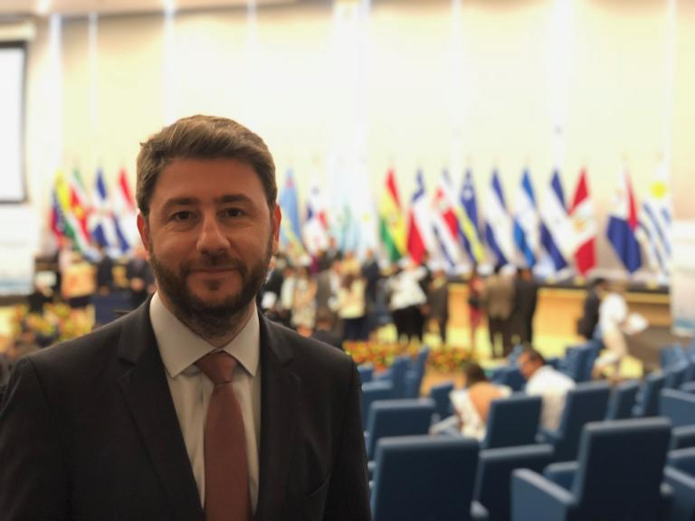 Σημαντικές επαφές για τον Ν. Ανδρουλάκη στην ευρω-λατινική συνέλευση | tanea.gr