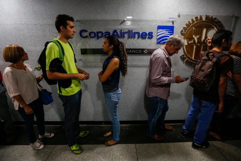 Η Βενεζουέλα ανέστειλε όλες τις οικονομικές σχέσεις με τον Παναμά | tanea.gr