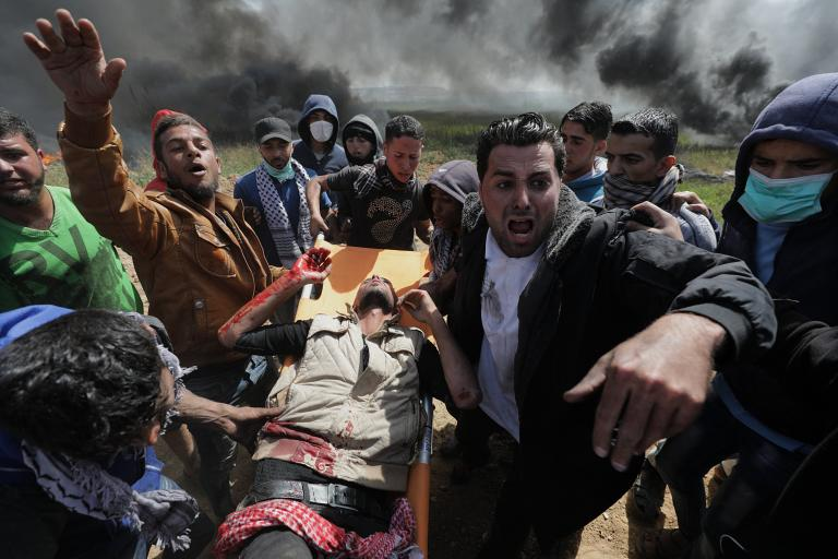 Ισραήλ: Αφελείς δεν υπάρχουν στη Γάζα όχι αθώοι…. | tanea.gr