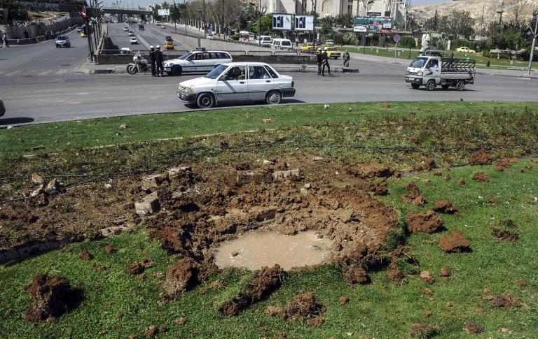 Εκκληση Γκουτέρες να σταματήσουν άμεσα οι μάχες στη Ντούμα   tanea.gr