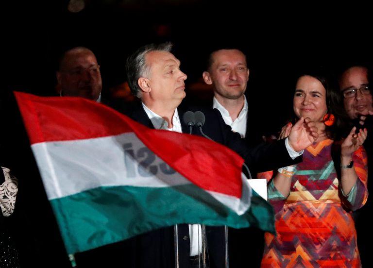 Ουγγαρία: «Σάρωσε» ο Ορμπαν στις βουλευτικές εκλογές | tanea.gr