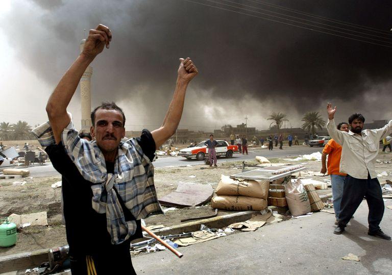 Ιράκ: Μακελειό με 16 νεκρούς από επίθεση σε νεκροταφείο | tanea.gr