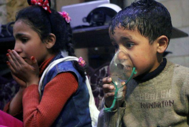 «Συρία, ένας παγκόσμιος πόλεμος σε μικρογραφία» | tanea.gr