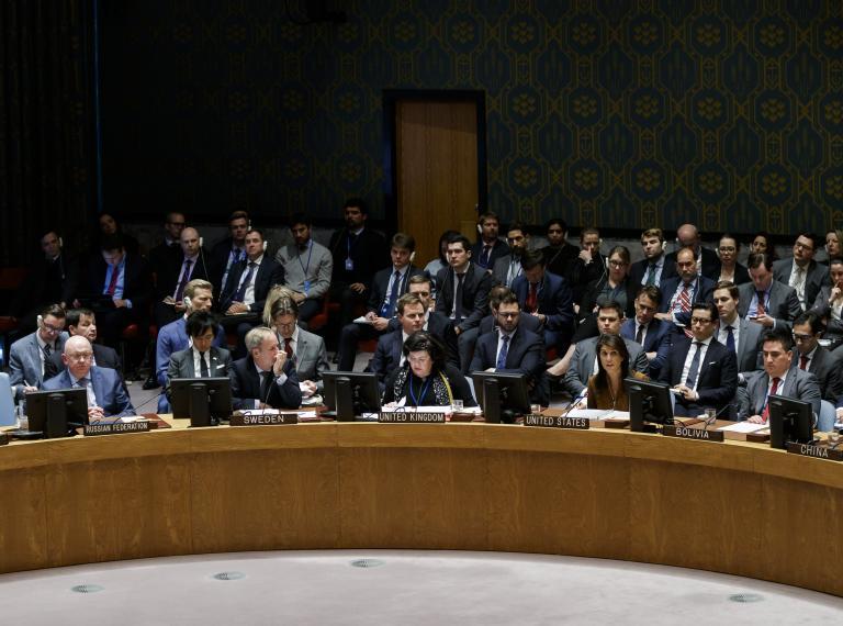 ΗΠΑ: Θ' απαντήσουμε στη Συρία, Ρωσία: Θα υπάρξουν συνέπειες | tanea.gr
