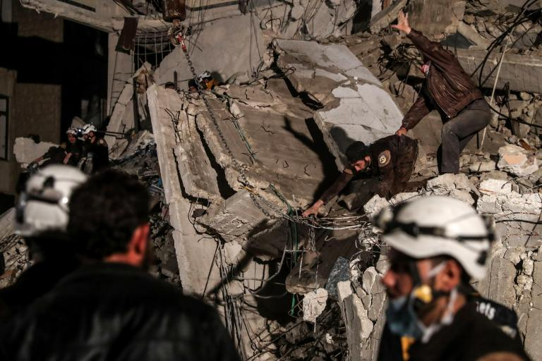 Η Συρία καλεί σε διεθνή έρευνα για την χημική επίθεση   tanea.gr