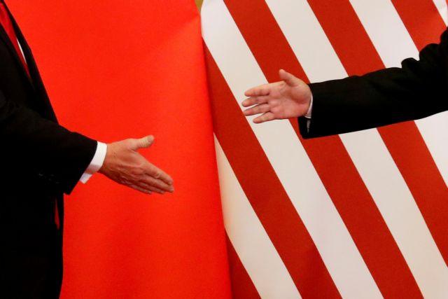 Κινεζικές γέφυρες τόνωσαν τις αμερικανικές αγορές | tanea.gr