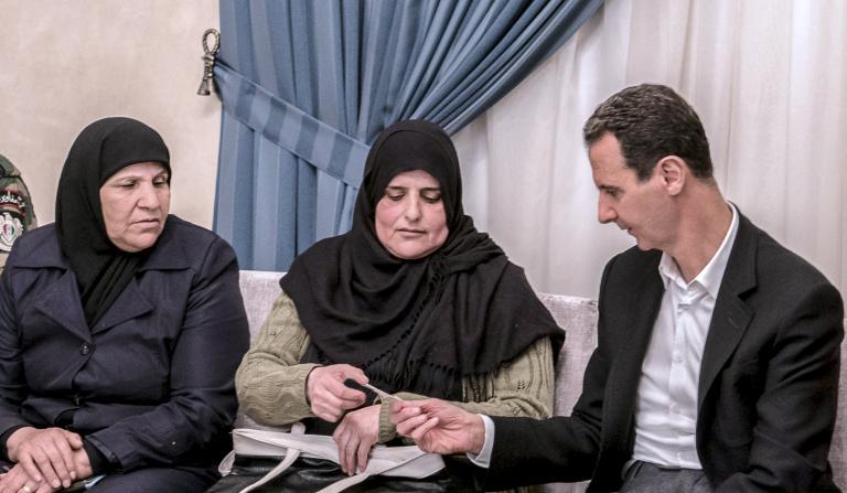 Το καθεστώς Ασαντ σχεδιάζει την μεταπολεμική Συρία | tanea.gr