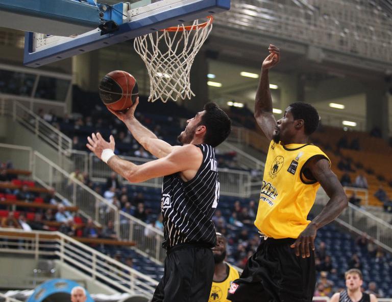Α1 μπάσκετ: Νίκη του ΠΑΟΚ στο ΟΑΚΑ επί της ΑΕΚ | tanea.gr
