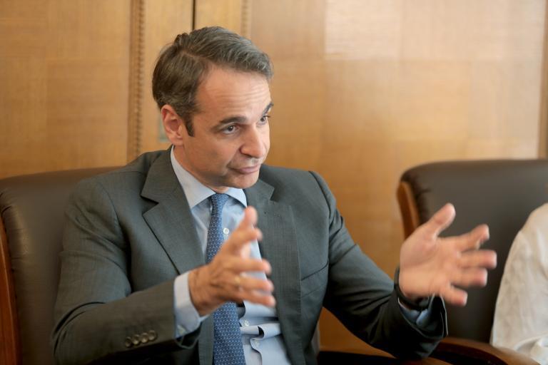 Μητσοτάκης: Η κυβέρνηση κρατάει κρυφό το αναπτυξιακό σχέδιο της χώρας | tanea.gr