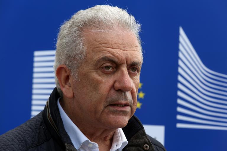 Αβραμόπουλος: Διεθνής ευθύνη μια βιώσιμη πολιτική λύση για την Συρία | tanea.gr