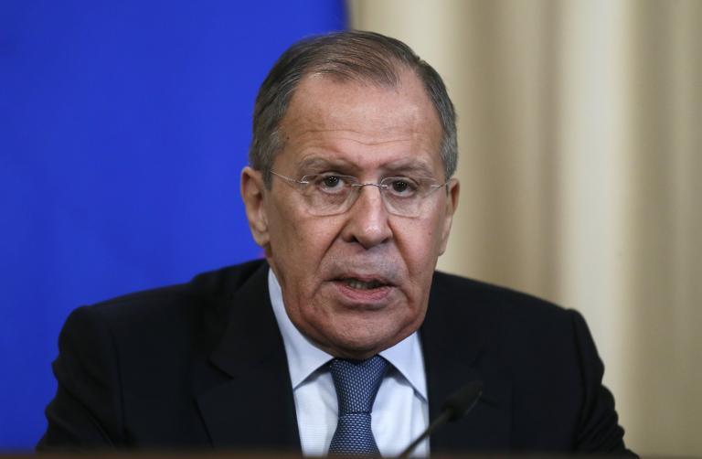 Λαβρόφ: Εκβιαστικές οι απειλές των ΗΠΑ για κυρώσεις στην Αγκυρα | tanea.gr