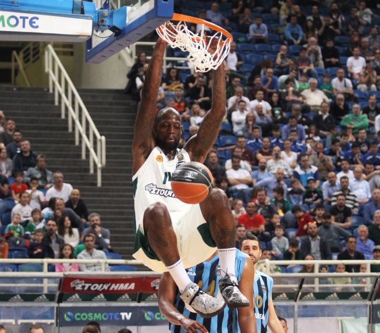 Α1 μπάσκετ: Εύκολα ο Παναθηναϊκός τον Κολοσσό, περιμένει τη Ρεάλ   tanea.gr