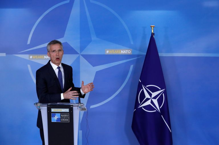 NATO: Δεν είναι δουλειά μας να ασχοληθούμε με τους Ελληνες στρατιωτικούς | tanea.gr