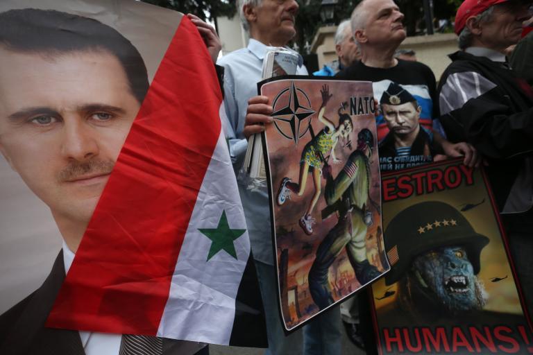 Τρεις προϋποθέσεις για να αποχωρήσουν οι ΗΠΑ από τη Συρία   tanea.gr
